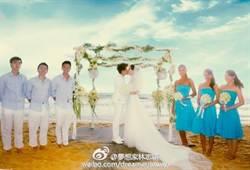結婚2周年 林志穎曬浪漫影片放閃