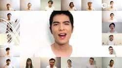 老蕭明晚戰《最美和聲》 組歷屆學員助唱