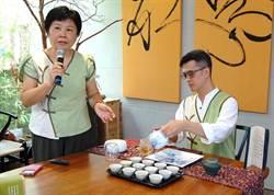 台灣奉茶文化前進米蘭世博會