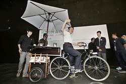 米蘭世博外帶台灣館攤車揭幕 柯P鮮體驗