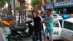 偷車酒駕遭逮 勇警線上通報查獲