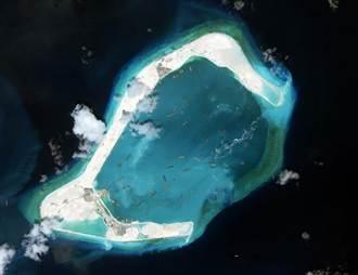 中國渚碧礁可能建3000公尺跑道