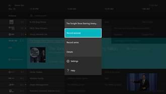 微軟開放 將讓Xbox變身電視錄影機