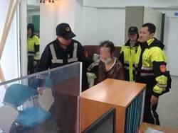 婦颱風夜險流浪 警收容住一宿