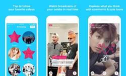韓星直播平台V App iOS版上陣