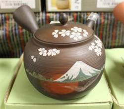 空運日本文化 茶具鮮果樣樣來