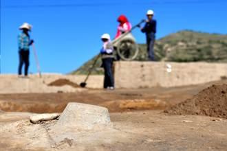 甘肅馬家窯遺址進入第二期正式考古發掘