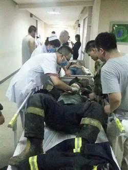 救援天津爆炸事故 消防員已12死