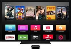 談判受阻 蘋果網路電視服務恐延至明年推出