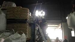中市焊接工觸電 高處摔下喪命
