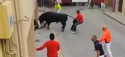 西班牙奔牛節 7月以來已造成7人喪命