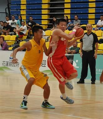 南山擊敗青年 菁英盃奪冠