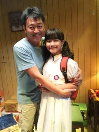 庹宗華攜愛女拍新戲 當暑假作業兼機會教育