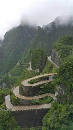 世界最長觀光纜車 老少都能登張家界天門山