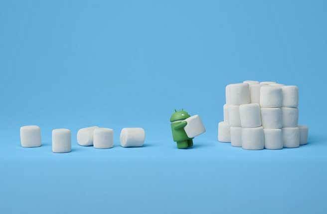 Android M名稱確認是Marshmallow(棉花糖)。(取自Google)