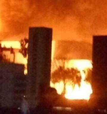 山東化工廠爆炸9傷 5公里內有感