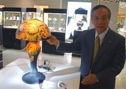 日本玻藝大師黑木國昭 作品看到台灣美