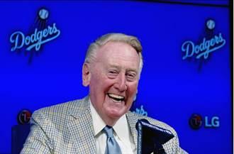 87歲歐吉桑 明年還要播棒球