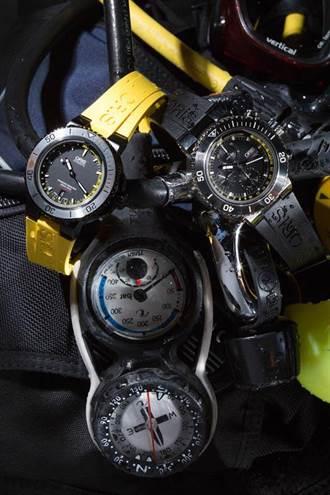 腕上潛水伙伴必備條件