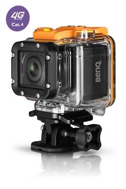 BenQ 4G LTE運動攝影機   遠傳獨家首賣