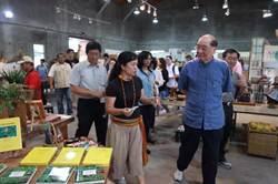 文化部長走訪台東人文據點 鼓勵文化新動力
