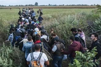 歐盟:面臨「前所未見的人道與政治危機」