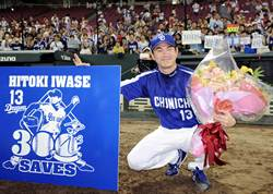 40歲老將 岩瀨明年還要投