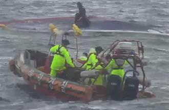濟州島海釣船翻覆 9死10餘人失蹤