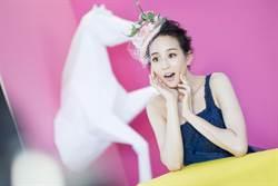 張鈞甯香港擔任「莎莎婦女銀袋日」形象大使