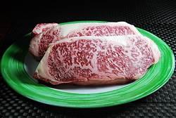 DIY超頂級牛排 12+級澳洲全血和牛入台
