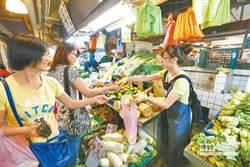 小白菜每公斤破百元 大台北菜價逼8年新高