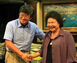日本大學教授 帶學生拜會高市府
