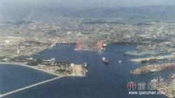 海南航母基地將完工 全球最大