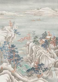 當代中國文人畫巨擘 任重創作台灣首展