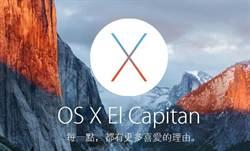 Mac最新系統OS X 10.11 El Capitan新功能速覽