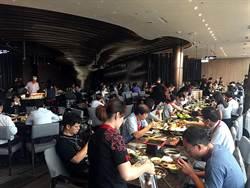 「最肉麻服務餐廳」入台 海底撈今開賣