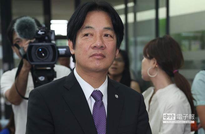 土地開發問題多,台南市調處急追賴清德市長賴清德。(報系資料照)