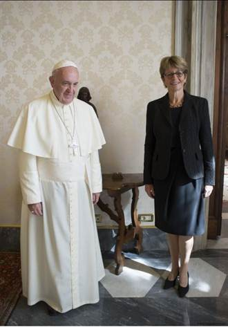 議員:杯葛教宗講氣候變化