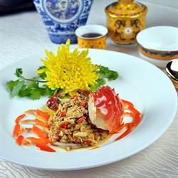 滬上品蟹第一家 王寶和10/9圓山上菜