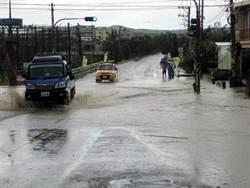 滿州屏200線頻淹水 立委爭經費改善
