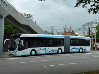 台中海線地區10月報喜 雙節公車再出發