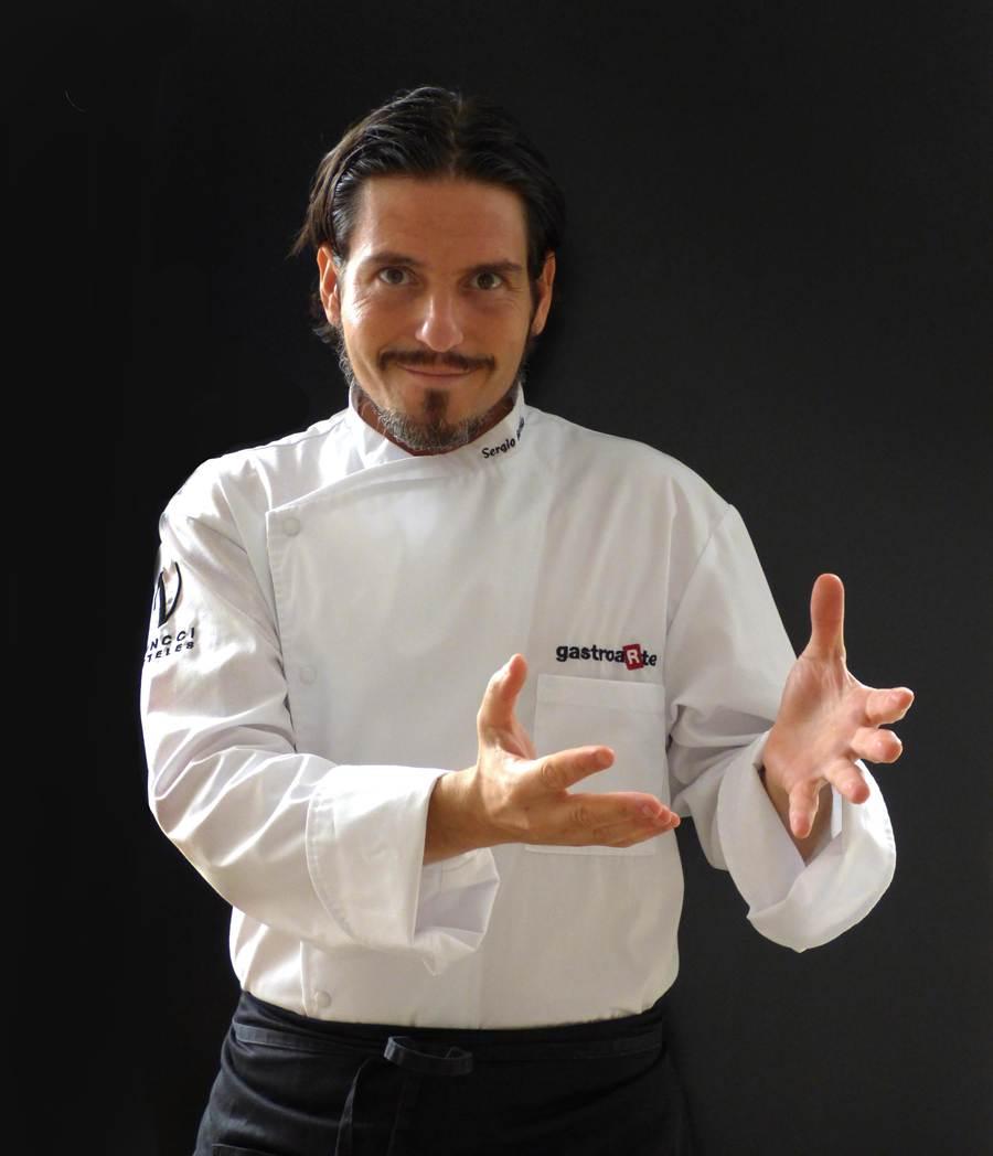Sergio Garrido 將來台為西班牙在台協會主辦的國慶宴會掌廚。(圖/香格里拉台北遠東國際大飯店)