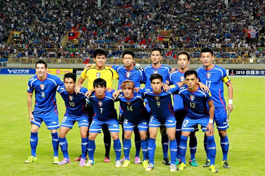 中華足協理事長林振義表示,未來將多辦國際賽,不但讓球迷有球可看,更希望中華隊能提升經驗。(足協提供)