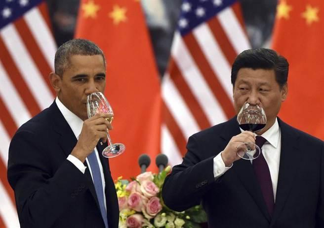 國家政策研究基金會國安組顧問曾復生今日投書,認為北京當局啟動統一時程表,美國將難再提維持現狀。圖為2014年歐習會畫面。(美聯社)
