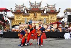 東隆宮神轎傳承守護展出 為迎王平安祭典暖場