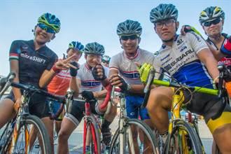 高市單車成年禮 中學生挑戰百公里