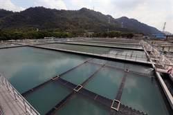 直潭淨水廠原水濁度飆到1萬度 8千戶恐受影響