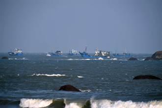 百艘陸船大舉入侵金門 搶撈高價大黃魚