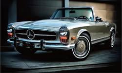 板橋大遠百週年慶 展出古董賓士車