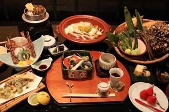 日本古民家旅館  季節傳統美食吸客